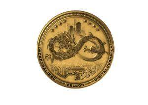 Dragon coin crowdsale