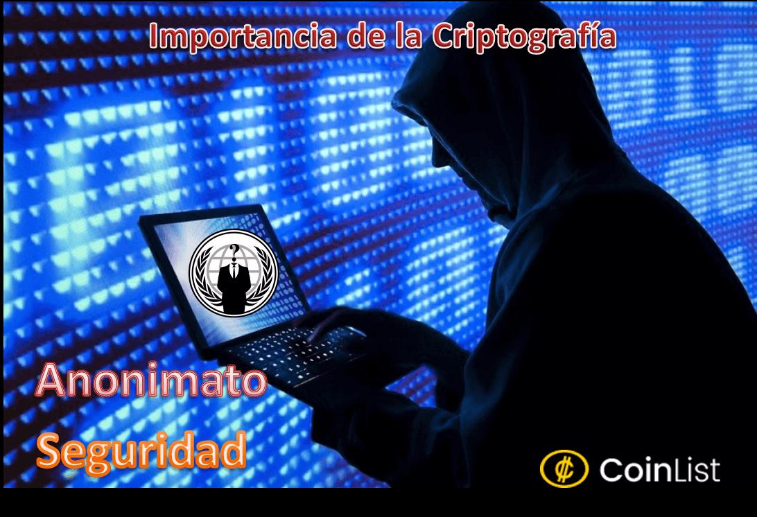 importancia de la criptografia