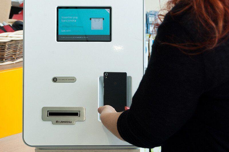 Bitcoin ATM Pisa