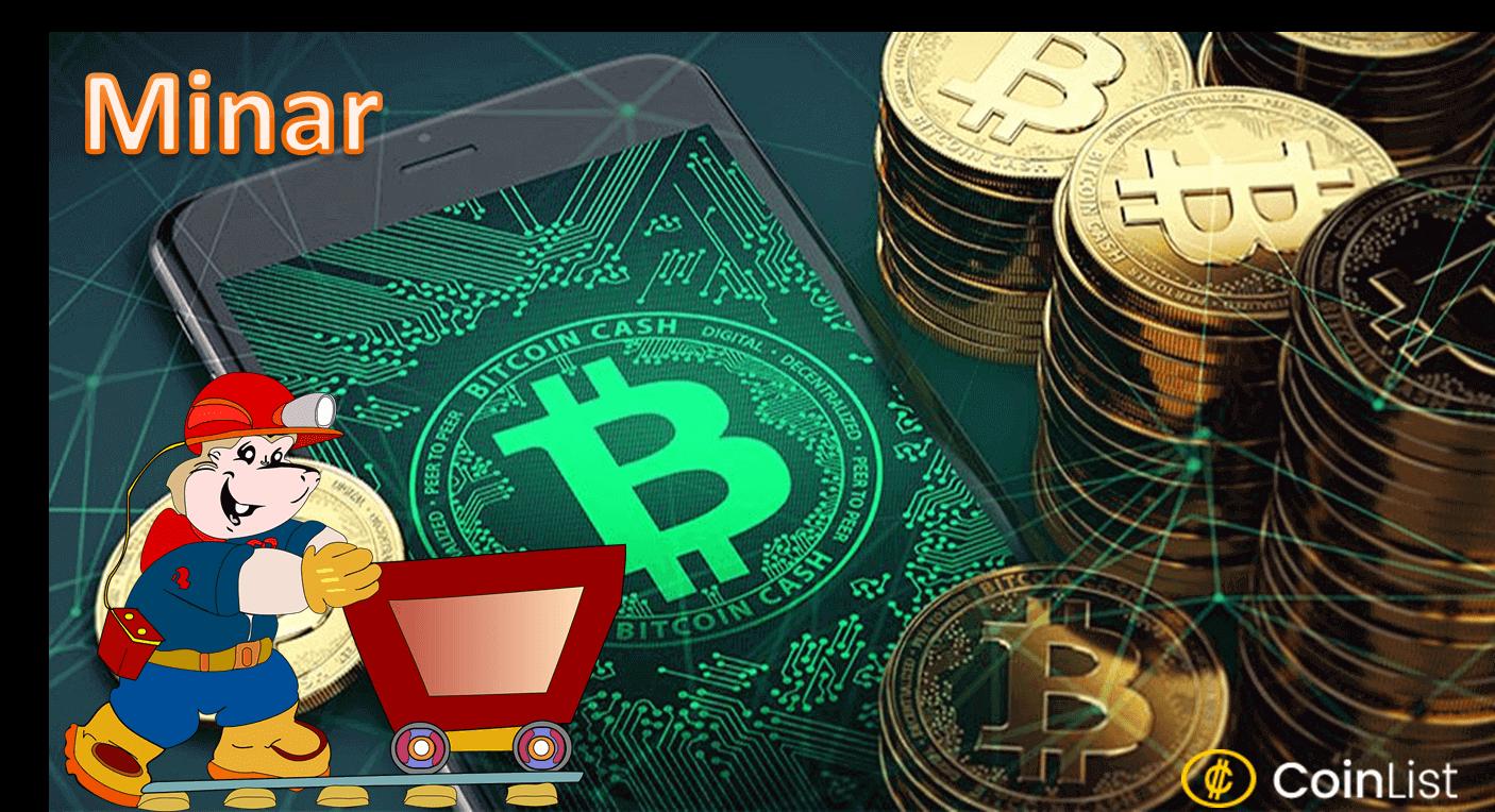 Minar Bitcoin Cash