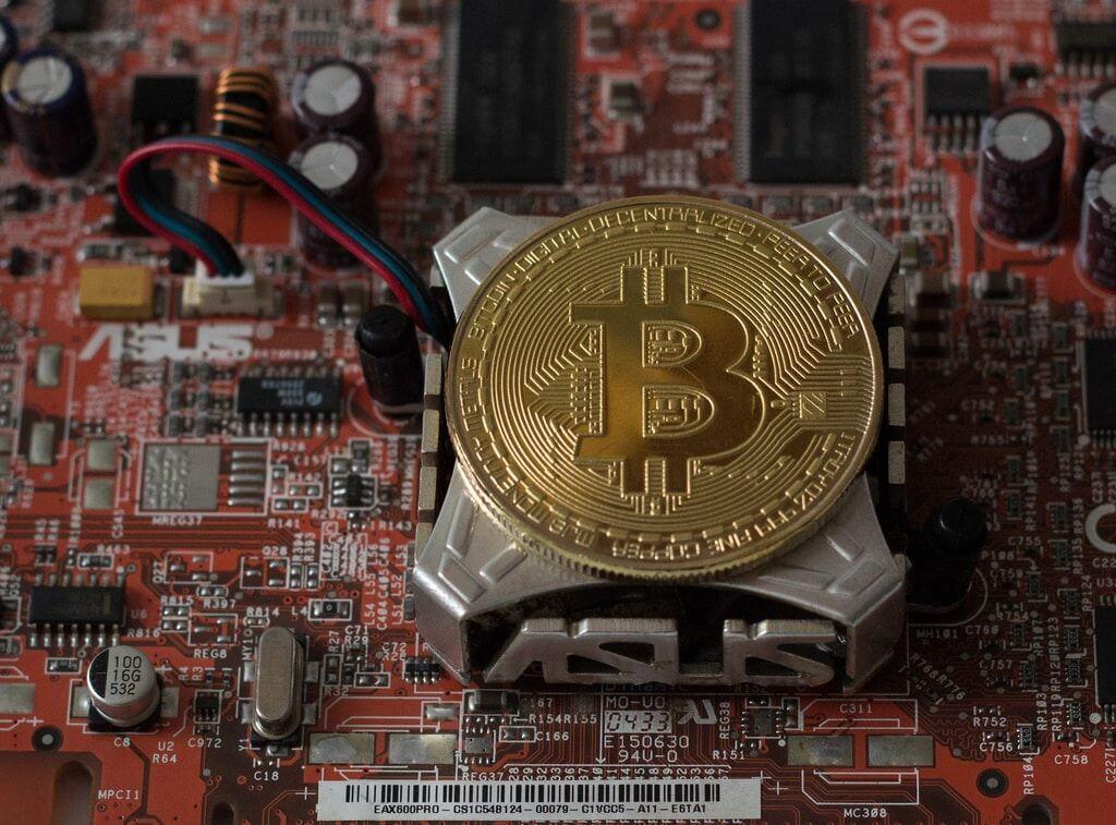 Bitcoin mining is still popular in China