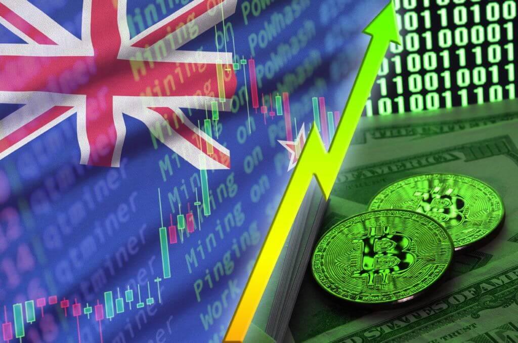 Digital money salaries in New Zealand