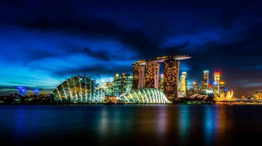singapur promueve blockchain