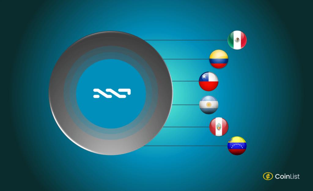 Comprar NXT otros países