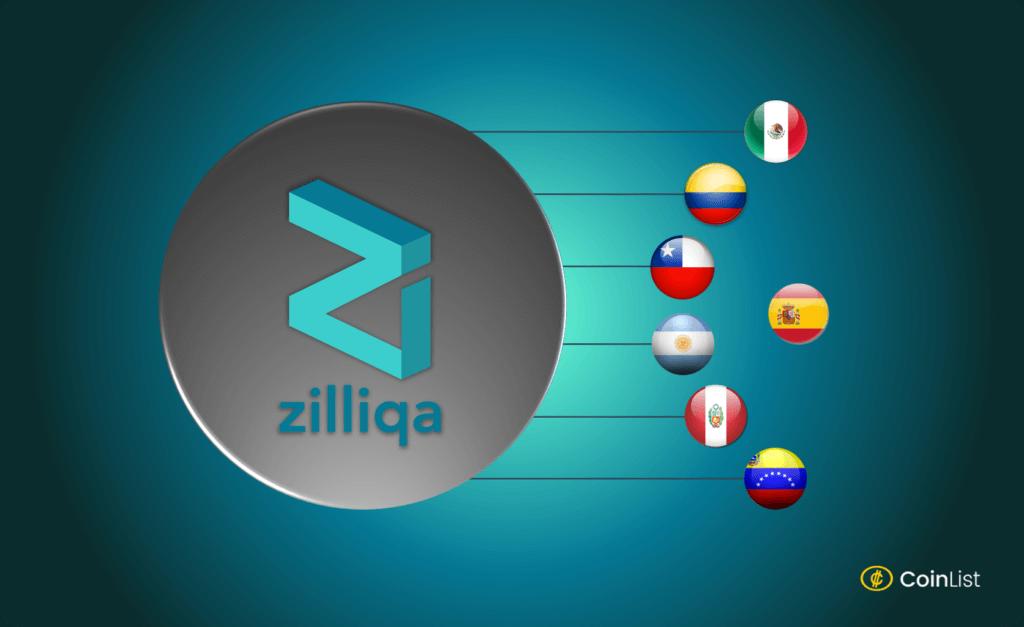 Comprar Zilliqa en tu país