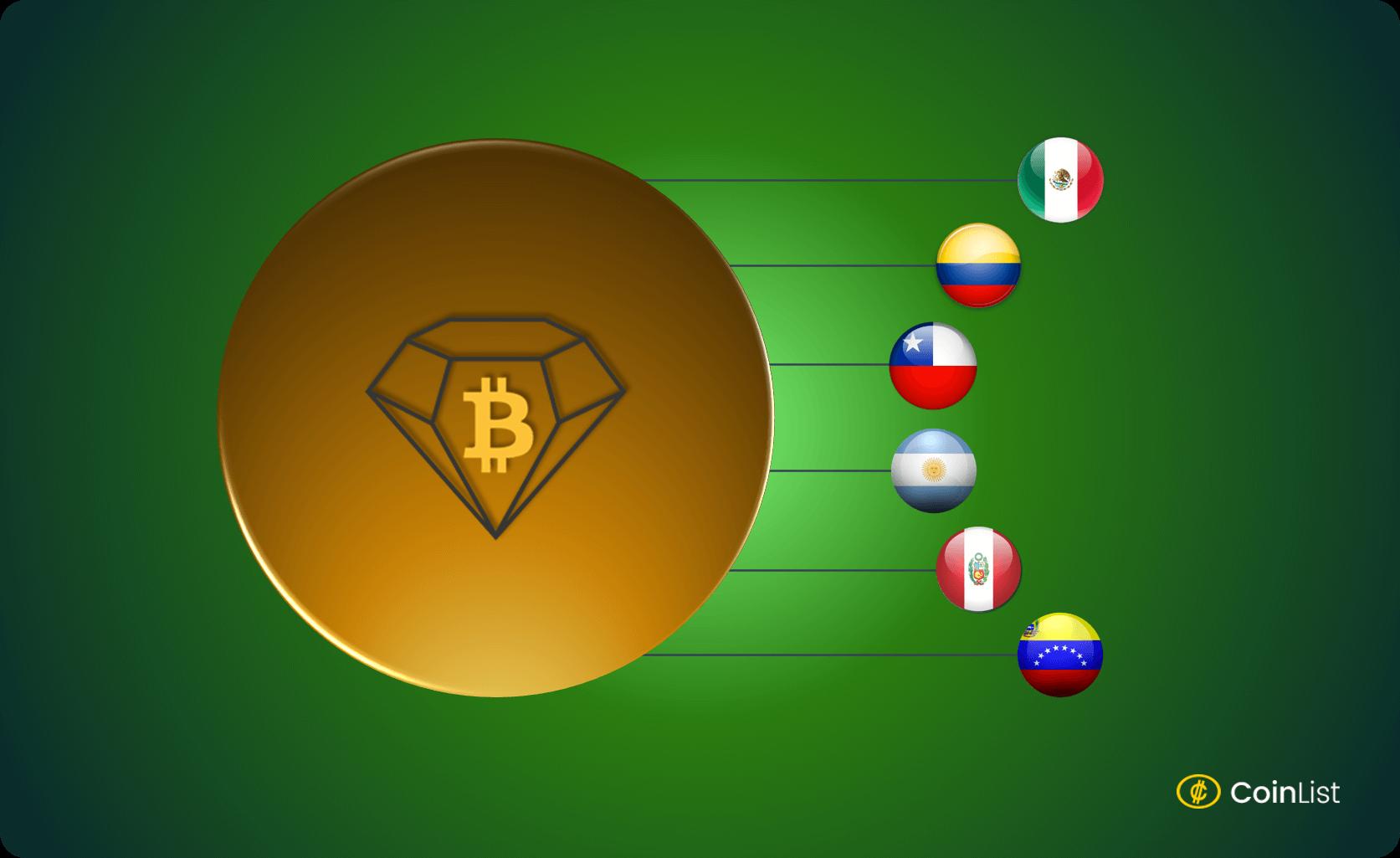 Comprar bitcoin diamond en tu país