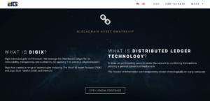 DigixDAO Blockchain