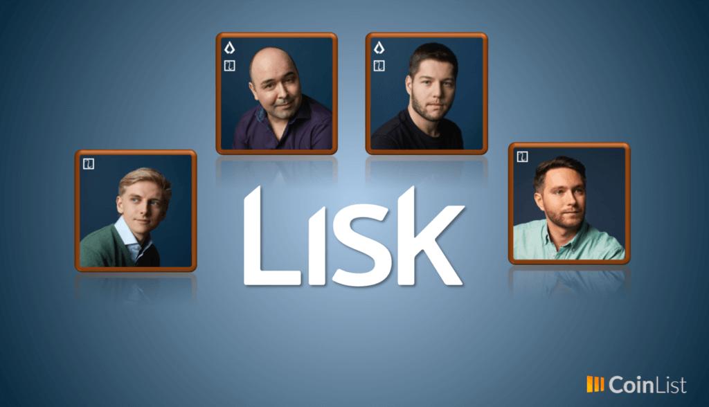 Equipo de Lisk