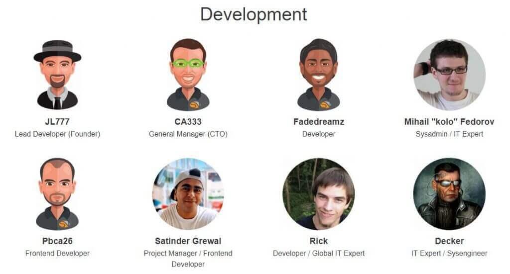 komodo development team