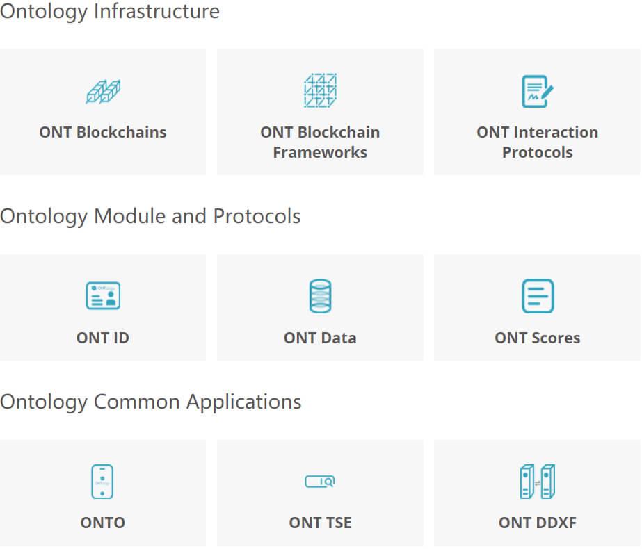 Ontology Network infrastruttura moduli protocolli