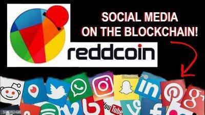 Reddcoin la blockchain sociale