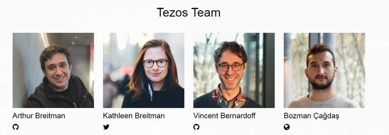 Tezos Team