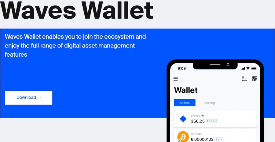 Guida come comprare waves blockchain