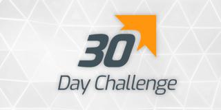 The 30k Challenge logo
