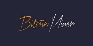 Bitcoin Miner logo